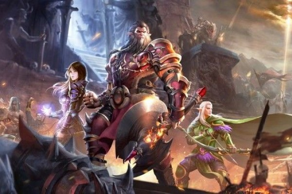 Review Game MOBA Plagiat Versi Arenamacau.com