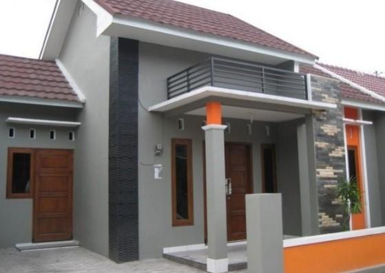 Ingin Tampilan Rumah Tampak Simple? Yuk Pilih Warna Cat Rumah Sederhana!