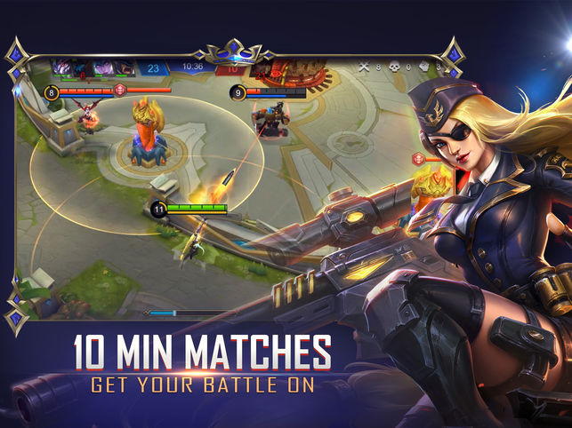 Mobile Legend On PC? Mudah dalam Kontrol